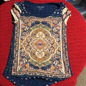 Lucky brand size small.